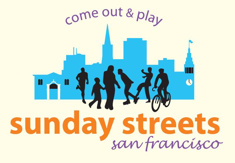 Sunday Streets Logo